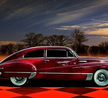 1946 Buick Super Sedanette Coupe by TeeMack