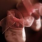 Pink Baby Shoes by Evita
