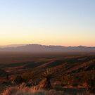 Clipper Mountains, California by Chris Clarke