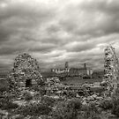 Waukaringa Ruins - NW of Yunta, South Australia by Jeff Catford