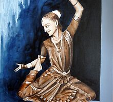 Indian Dance by shagufta
