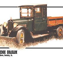 1923 Dodge Graham by J.D. Bowman