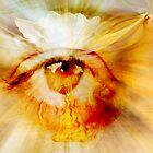 Wisdoms Vision by Craig Hitchens - Spiritual Digital Art