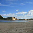 Rainbow Beach, Sunshine Coast by aussiebushstick