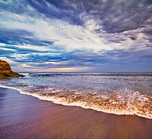 Bells Beach, Torquay by Danka Dear