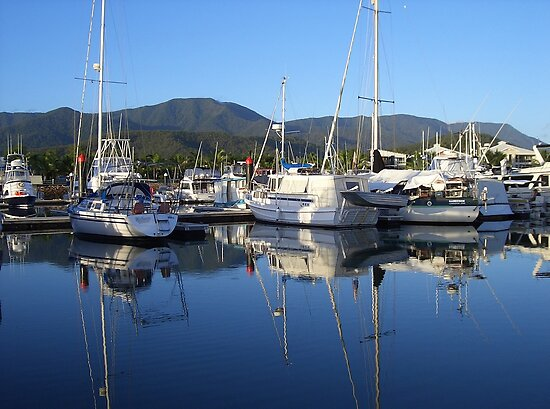 Port Hinchinbrook, Cardwell by Donna Macarone