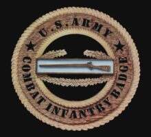Combat Infantry Badge by Walter Colvin