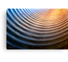 Half Pipe Canvas Print