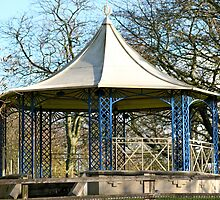 Sewerby Band Stand by lendale