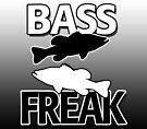 Bass Freak - Art/Calendar by Marcia Rubin