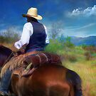 Trail Rider by Rhonda Strickland