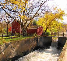 Griggstown Spillway, Somerset County, NJ by reindeer