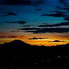 Mount Kinabalu in Malaysia by deolandicho