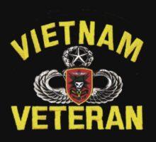 MacV Sog Vietnam Veteran (sm) by Walter Colvin