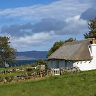 Luib thatch, Isle of Skye by BronReid