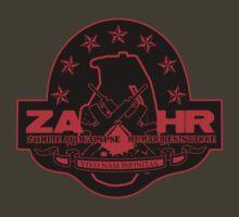 Zombie Apocalypse - Human Resistance by JerBear