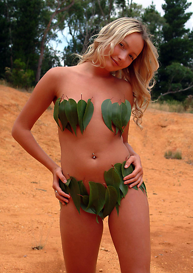 Bush Bikini by catwalk