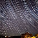 Kalamunda Star trails by Paul Pichugin