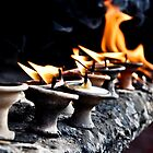 Burn with the passion by Shreedeep Rayamajhi