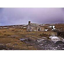 Dales Ruin Photographic Print