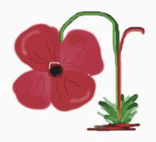 Remember the Fallen T SHIRT/BABY GROW/STICKER by Shoshonan