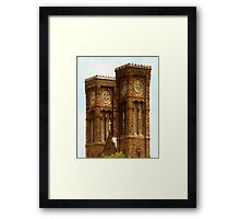 The Cathedral of Saints Peter and Paul  Framed Print