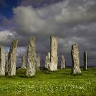 Callanish Stone Circle by Brian Kerr