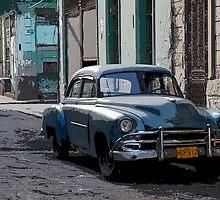 Yank Tank, Havana, Cuba by buttonpresser