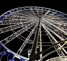 Birmingham Big Wheel by ChrisSinn