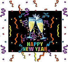Happy New Years by Jonice