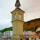 The Clock Tower, Shanklin by Rod Johnson