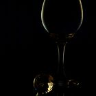 A GLASS OF WINE by RakeshSyal