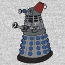 Dalek doctor who fez&#x27;s are cool 2 by Scott Barker