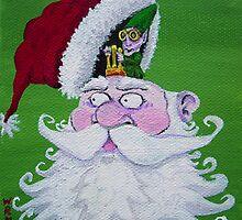 Santa's Little Helper by Ryan Mitchell