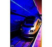 Gautrain - High Speed Train Travel in Africa Photographic Print