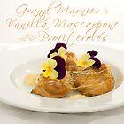 Grand Marnier & Vanilla Mascarpone filled Profiteroles by GourmetGetaways