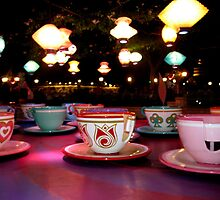 tea cups of delight by emma-jane byles
