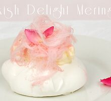 Turkish Delight Meringue by GourmetGetaways