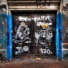 C215 Amsterdam by Ward McNeill