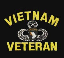 101st Airborne Vietnam Veteran by Walter Colvin