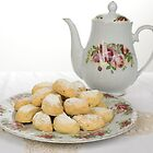 Greek Shortbread SQ by GourmetGetaways