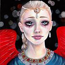 Crimson Wings by KimTurner