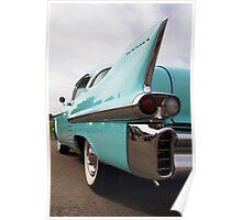1958 Cadillac  Poster