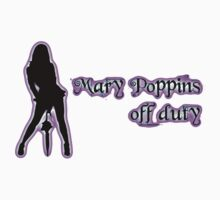 Mary Poppins off duty by vampvamp