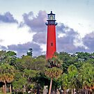 Jupiter Inlet Lighthouse by DCphotographs