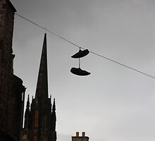 Shoe tree by Ian Coyle