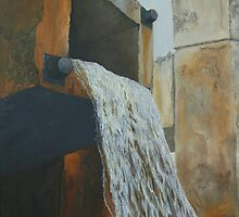 """Let it Flow"" by Nicki  Bernacchi"
