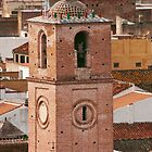 Church Tower - Malaga Spain by evilcat