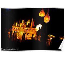 2009 FIREDANCE 10 Poster