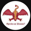 Sprechen sie Draconic? by mordechai